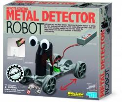 لعبة روبوت كاشف عن المعادن بريموت كنترول من فور ام