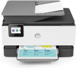 HP طابعة حبر متعددة الوظائف,طابعة , ناسخة , ماسح ضوئي & فاكس - 1KR49B